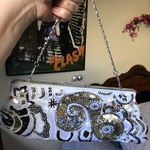 Dressy sequence apt 9 purse